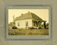 [KANSAS-J-0003] Farm House - Wichita?